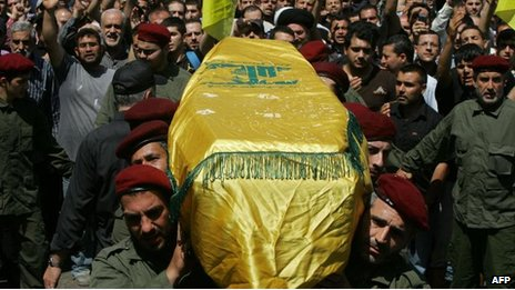 Hezb funeral